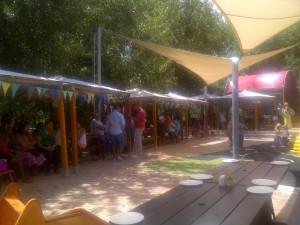 Party area