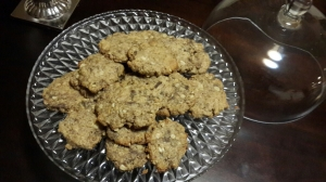 My delicious milk supply saving grace :Lactation Cookies