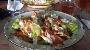 Nachos: A plateful of crunchy yumminess