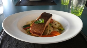 And more salmon: The yumminess up close & personal