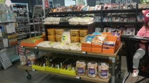 Woolworths Halloween In-store display
