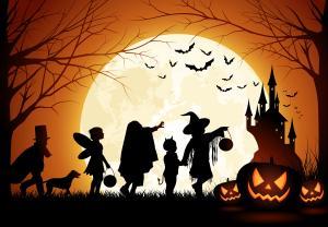 On the Halloween Hunt