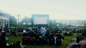 Outdoor movies executed perfectly