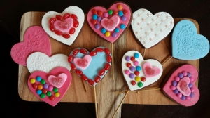 If love came in an edible format, this just might be it!!!