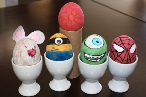 The Egg Head gang