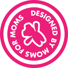 Designed by moms for moms: Lauren totally gets it! Photo cred:Toy Toggle.