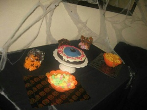 table cake eyeball