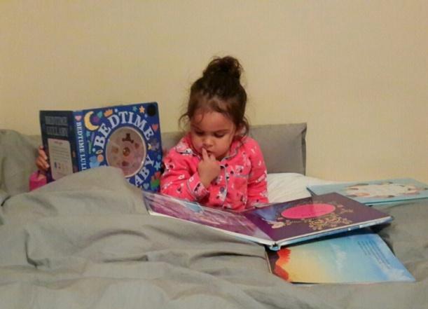 Bedtime stories: