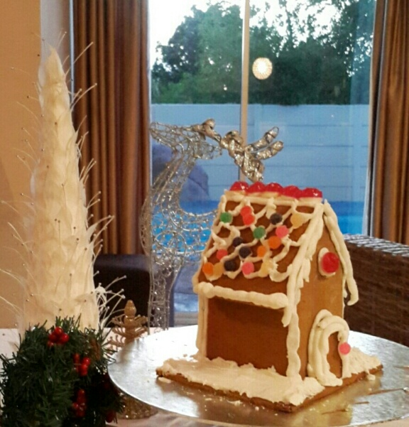Simple Gingerbread House Recipe: My Very Own Easy Gingerbread House Recipe, A Case Of