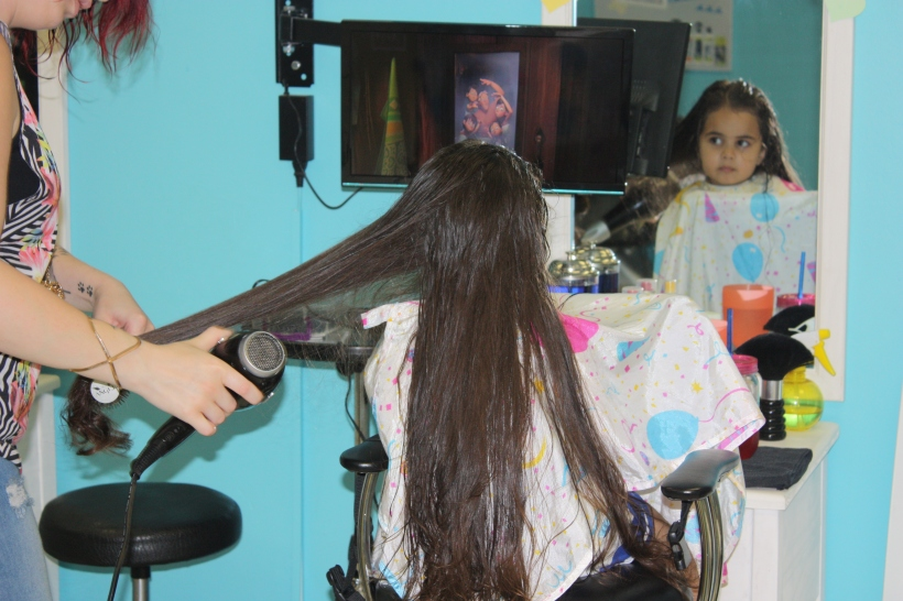 Rapunzel, Rapunzel, donate your hair!